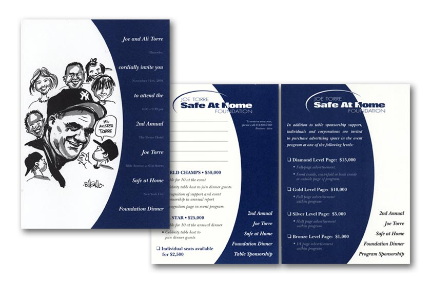 bracchi design invitations